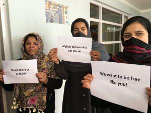 Afghanistan-Italia, una rete di donne contro ogni tipo di violenza