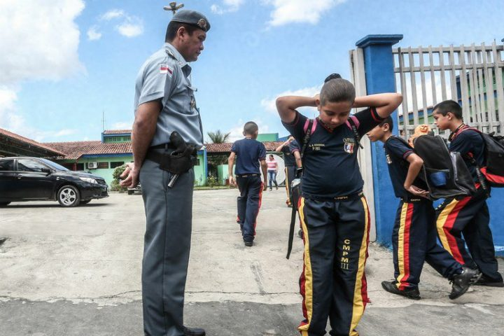 5 Razões porque um militar não está preparado para lidar com alunos