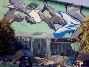 On the road: εξερεύνηση της αθηναϊκής street art