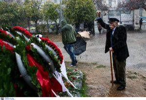 Ημέρα μνήμης της εξέγερσης του Πολυτεχνείου