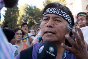 """""""No hay posibilidad de paz con represión y muerte"""", dijo Jorge Nahuel"""