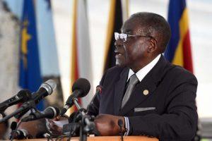 """""""Peccato che esca dalla porta di servizio"""" – Alpha Condé sulle dimissioni di Mugabe"""