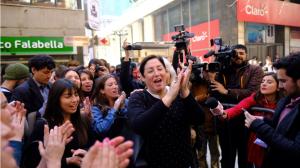 La débil democracia chilena