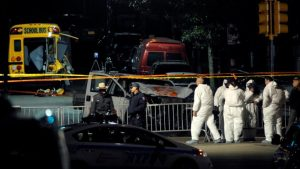 Fingerprints Of Islamic State On New York Attack