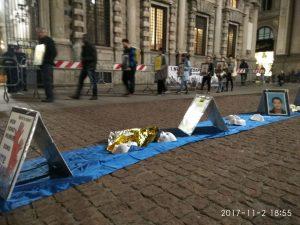 Milano, denuncia dei parenti dei morti nel Mediterraneo