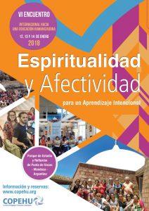 """VI Encuentro Internacional """"Hacia una Educación Humanizadora"""": Espiritualidad y Afectividad para un Aprendizaje Intencional"""