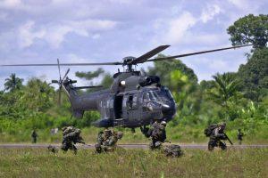 Juegos de guerra: ¿humanitaria  invasión tercerizada a Venezuela?