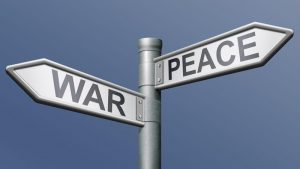 """Non c'è """"sinistra"""" senza disarmo e politiche attive di pace. Oggi più che mai"""