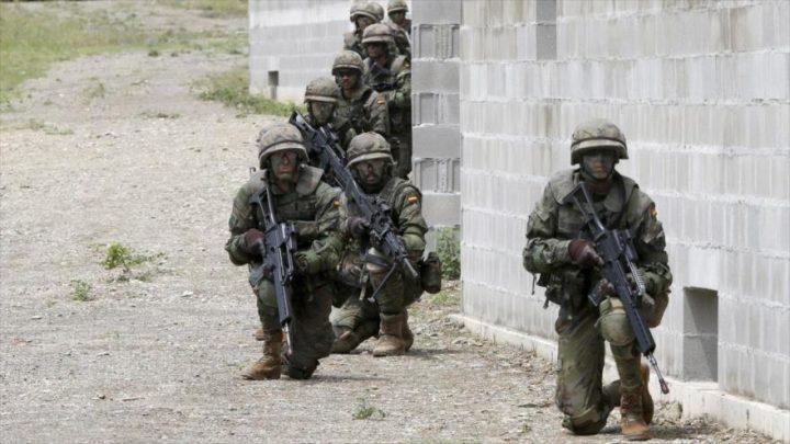 Exèrcit d'Espanya realitzarà maniobres militars a Catalunya