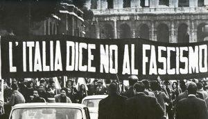 Contro ogni fascismo il coraggio della nonviolenza
