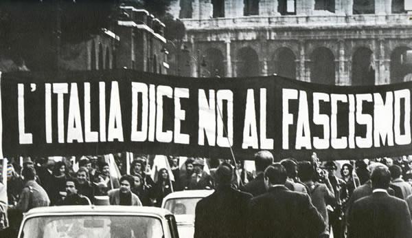 fascismo antifascismo nonviolenza