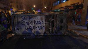 Argentina: quieren aprobar ley a punta de pistola