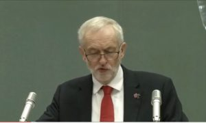 Jeremy Corbyn's speech at the UN Geneva headquarters