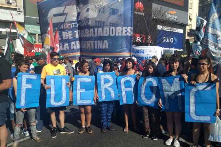 #FueraOMC – La voz de los pueblos, anticumbre de la OMC
