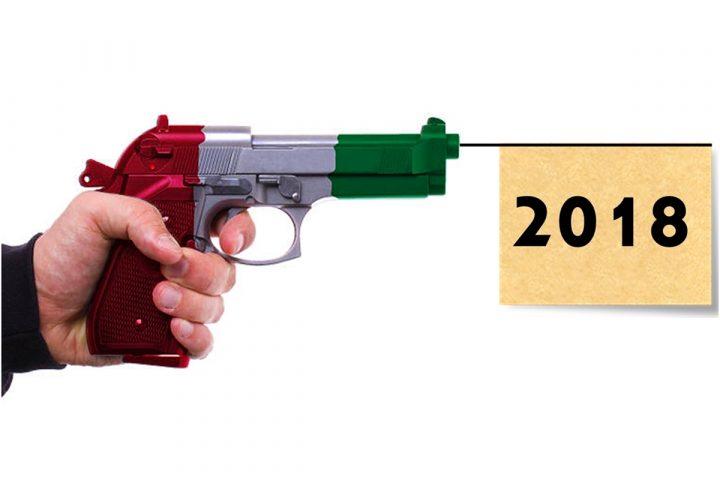 E se fosse l'ora di smetterla con le armi?