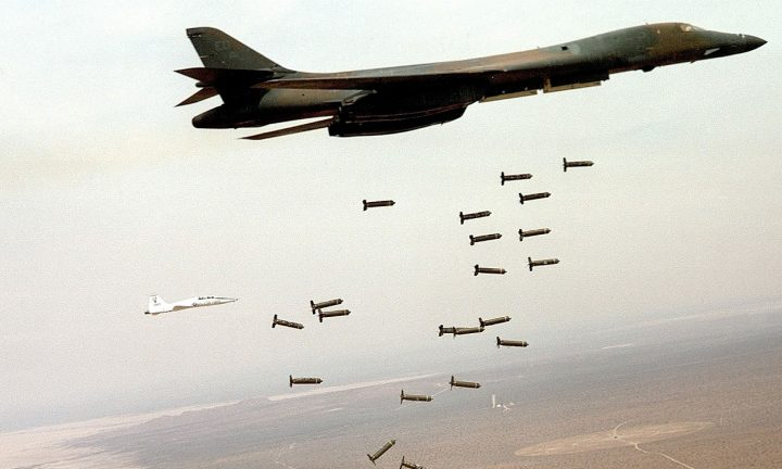 Japanese companies divest from cluster bombs