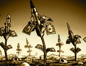 La pandemia non ferma il mercato delle armi