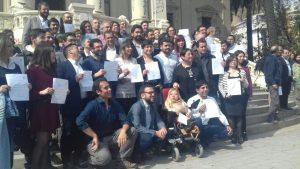 Chile: Bancada de RD renunciará a la mitad de su dieta parlamentaria