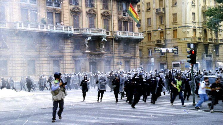 Genova 2001: ricordi e prospettive dal punto di vista di un giurista