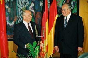 Ο Γκορμπατσόφ πήρε την υπόσχεση ότι το ΝΑΤΟ δεν θα επεκταθεί