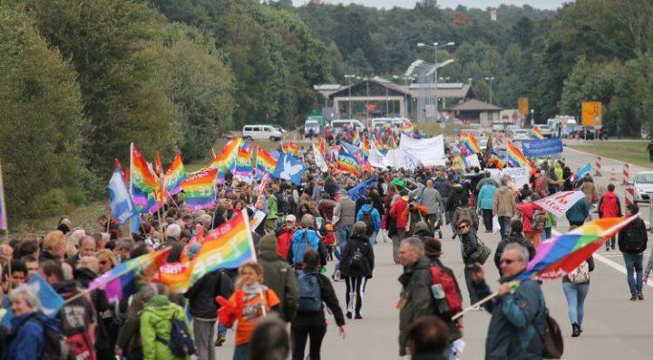 Stopp Air Base Ramstein: Die Proteste gehen weiter!
