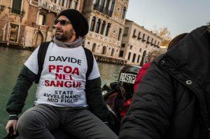 Venezia: subito la bonifica del sito Miteni, ma la delegazione non viene ricevuta