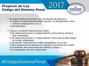 Más causales de aborto legal en Bolivia