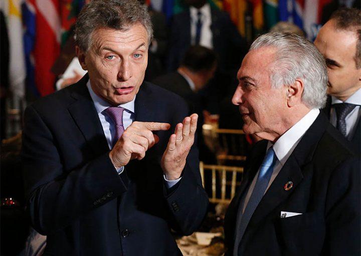 Fracaso de Macri y Temer: el TLC Mercosur-UE se postergó para el año próximo
