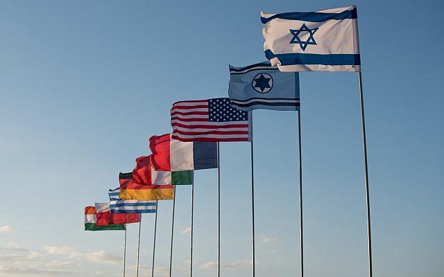 Italia-Israele, la «diplomazia dei caccia»