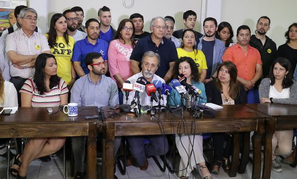 Un paso al frente: Los desafíos del Frente Amplio – Chile