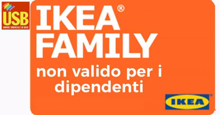 IKEA: USB proclama lo sciopero per l'intera giornata di martedì 5 dicembre