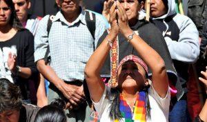 «Se fulminó la farsa de este proceso organizado por Gerardo Morales»