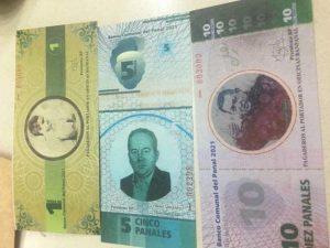 Un nuevo Papel Moneda circula en el Oeste de Caracas