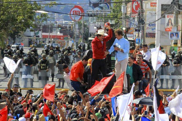 Face à la dictature, le peuple du Honduras fait appel à la solidarité internationale