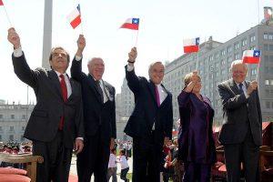 Piñera y la bien pagada nomenclatura chilena