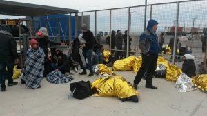 Migranti: non c'è posto per loro!