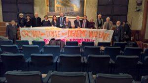 """Nobel per la Pace 2017 a ICAN; cocelebrazione a Roma: """"SIAMO TUTTI PREMI NOBEL"""" al Senato"""