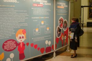 A Torino a Gennaio la mostra di Senzatomica per il disarmo nucleare