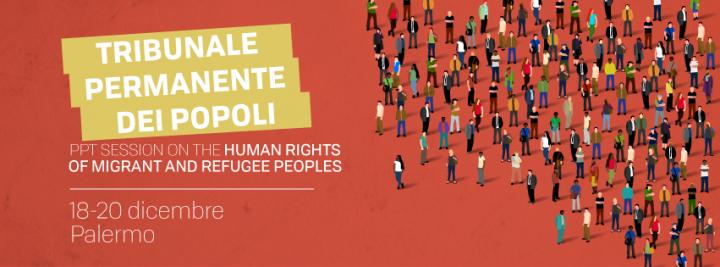 Tribunale Permanente dei Popoli a Palermo sui diritti di migranti e rifugiati, definita la giuria