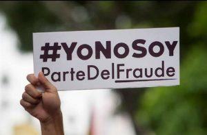 Recuento de votos con estado de sitio en Honduras