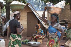 La guerra dimenticata nella Repubblica Centrafricana in meno di un mese ha causato 75.000 profughi