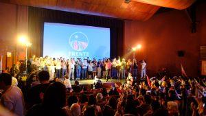 Chili : Le 'Frente Amplio' fête sa première année d'existence