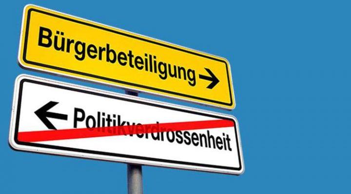 Sondierungsergebnis: Bundesweite Volksabstimmung und Bürgerbeteiligung sind eigener Punkt