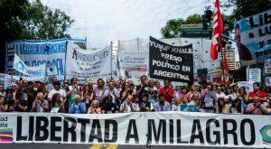 Dos años pidiendo la libertad de Milagro Sala