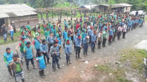 Ejército Nacional de Colombia Pedirá Perdón Público por el Asesinato del Guardia Indígena Eleazar Tequia Bitucay