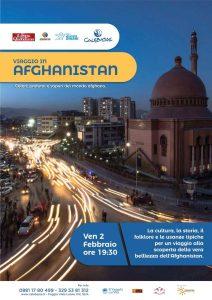 Foggia: conoscere l'Afghanistan