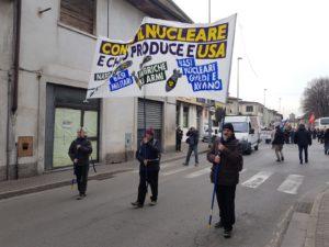 Resoconto di Alfonso Navarra dopo la manifestazione di Ghedi