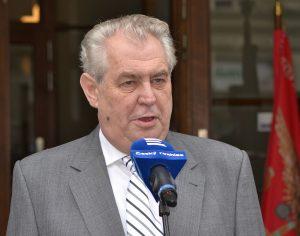 Zeman rieletto Presidente della Repubblica Ceca