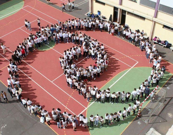 Símbolo Humano de la Noviolencia