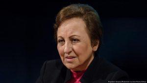 Shirin Ebadi su Iran: migliaia di arresti, non siate indifferenti !!